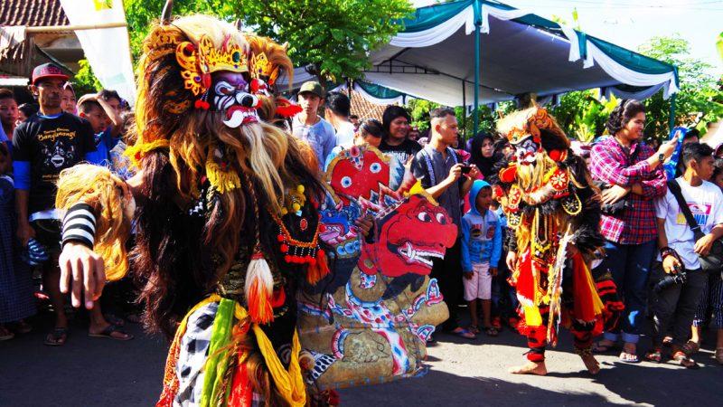 """""""BARONG IDERBHUMI"""" Tradisi Dalam Masyarakat Osing"""