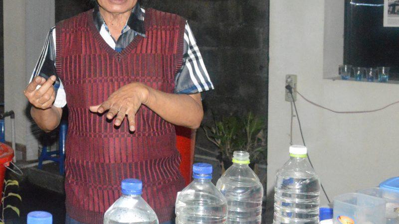 Merapi Timur, Sulit Air Namun tak Kekeringan