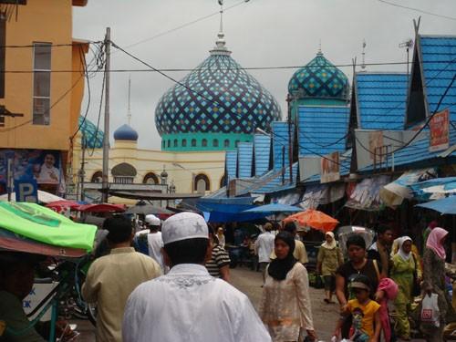 Pasar Nabawi dan Hipermasjid