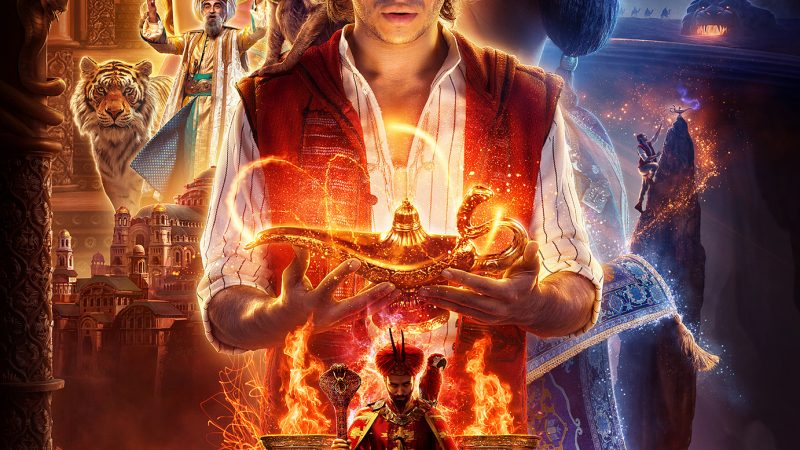 Konstruksi Hollywood Terhadap Negara Timur (the Orient) dalam Film Aladdin 2019
