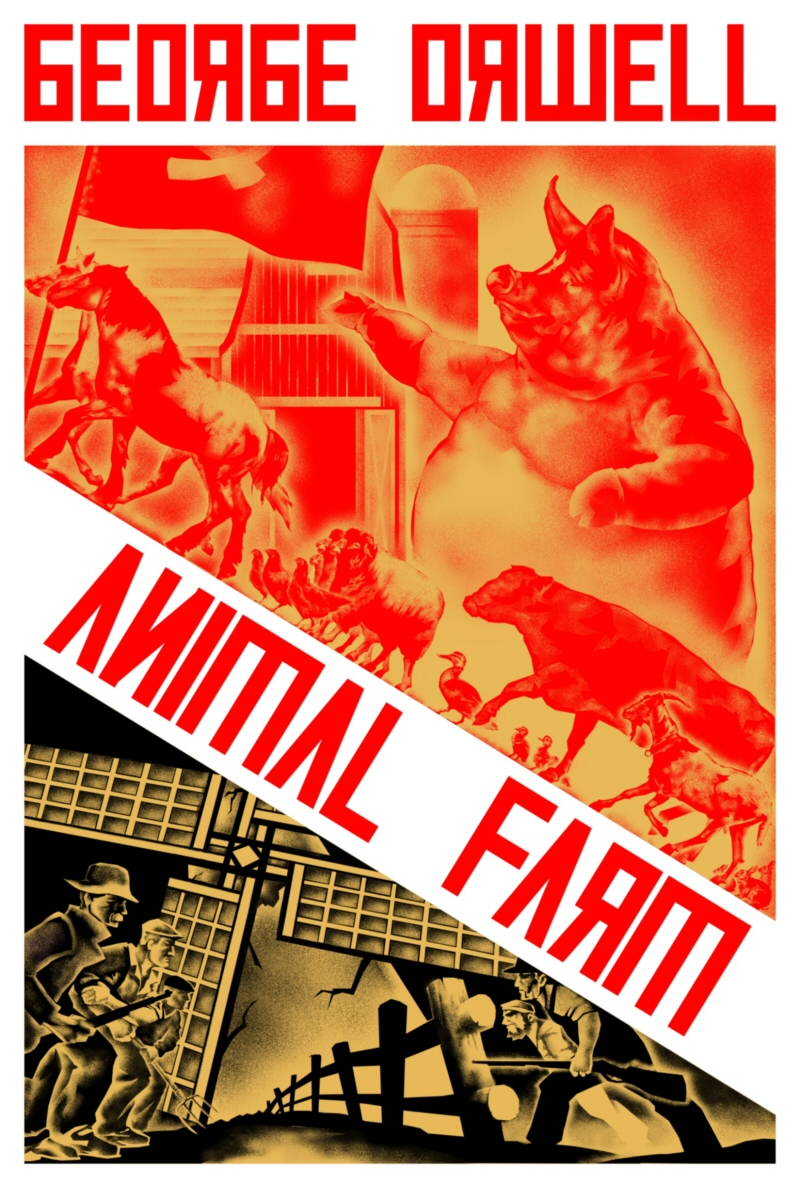 Animal Farm, Republik Para Binatang