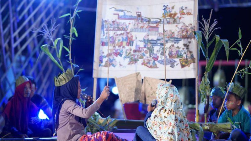 Konservasi Gambus Misri dalam Kenduri Seni Rupa Wayang Beber Indonesia