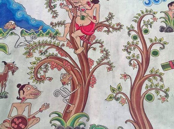 Kenduri Seni Rupa Wayang Beber Indonesia