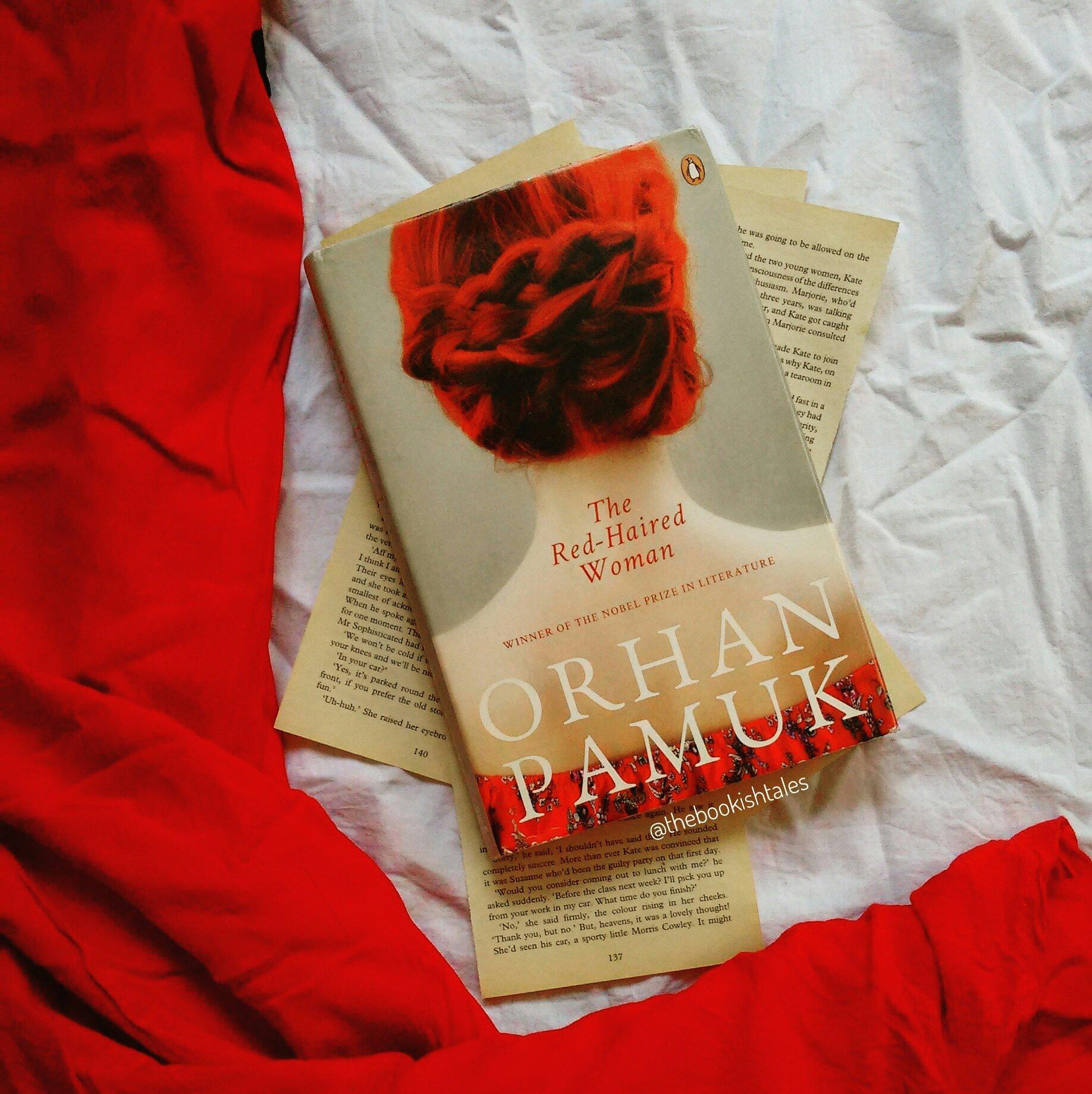 Orhan Pamuk: Wanita Berambut Merah, Oedipus dan Takdir
