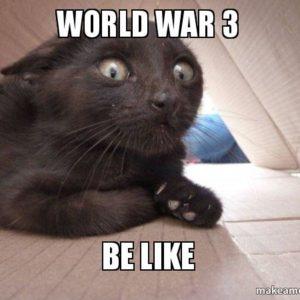 Saat Milenial Menghadapi Isu Perang Dunia Ketiga dengan Meme
